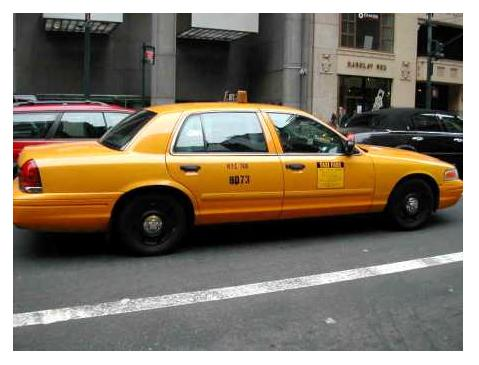Ford Crown Victoria - Taxi (1992-1997)