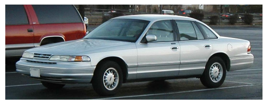 Ford Crown Victoria (1992-1997)