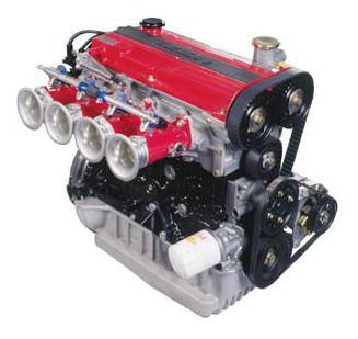 Ford - silnik Zetec-E