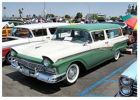 Ford Del Rio (1957-1958)