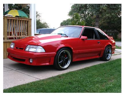 Ford Mustang GT VI (1990)