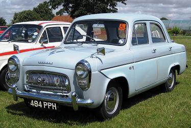 Ford Perfect 107E (1959-1961)