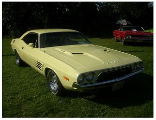 Dodge Challenger Coupe (1972)