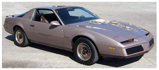 Pontiac Firebird (1982) - tak wyglądała debiutująca w 1982 roku trzecia generacja Firebird'a